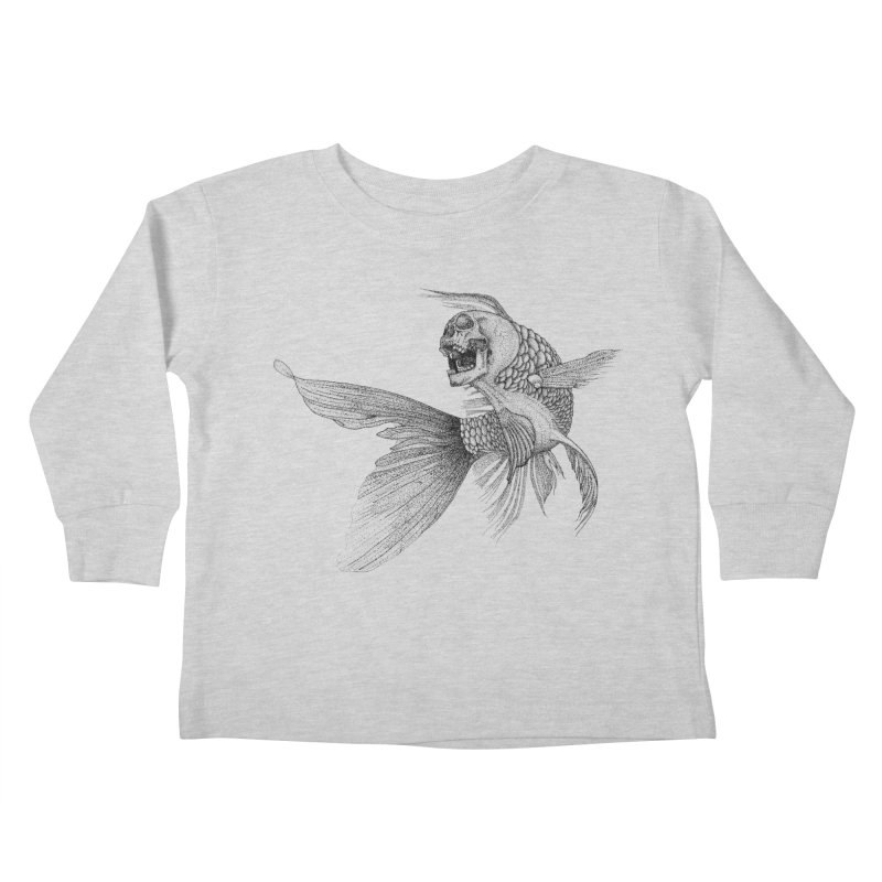 All that glitters... Kids Toddler Longsleeve T-Shirt by eyejacker's shop