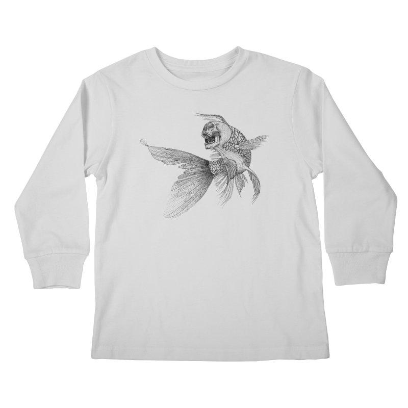 All that glitters... Kids Longsleeve T-Shirt by eyejacker's shop