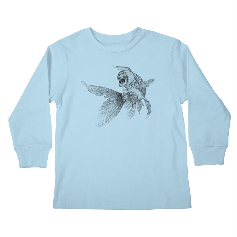 All that glitters... Kids Longsleeve T-Shirt by eyejacker's shop