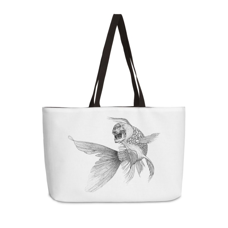 All that glitters... Accessories Weekender Bag Bag by eyejacker's shop