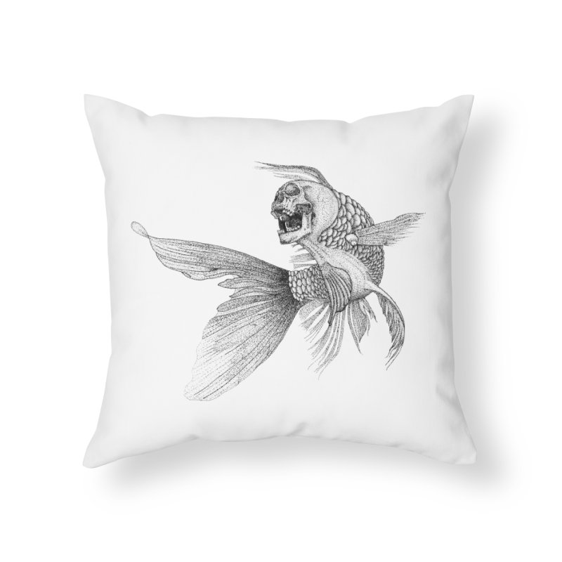 All that glitters... Home Throw Pillow by eyejacker's shop