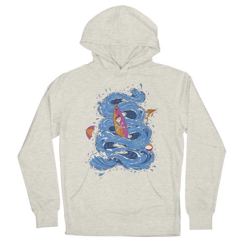 Wipeout Women's French Terry Pullover Hoody by eyejacker's shop