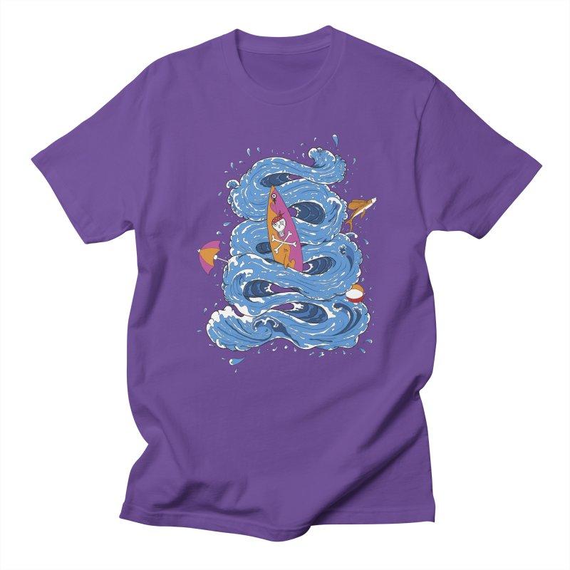 Wipeout Women's Unisex T-Shirt by eyejacker's shop