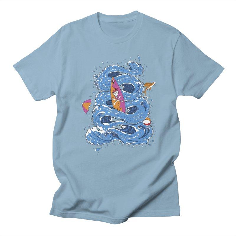 Wipeout Men's T-Shirt by eyejacker's shop