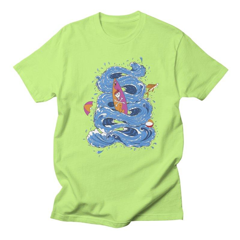 Wipeout Women's Regular Unisex T-Shirt by eyejacker's shop