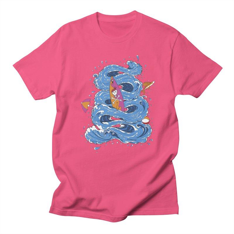 Wipeout Men's Regular T-Shirt by eyejacker's shop