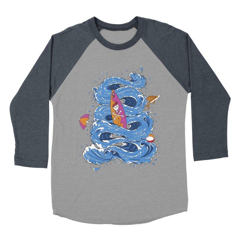 Wipeout Men's Baseball Triblend T-Shirt by eyejacker's shop