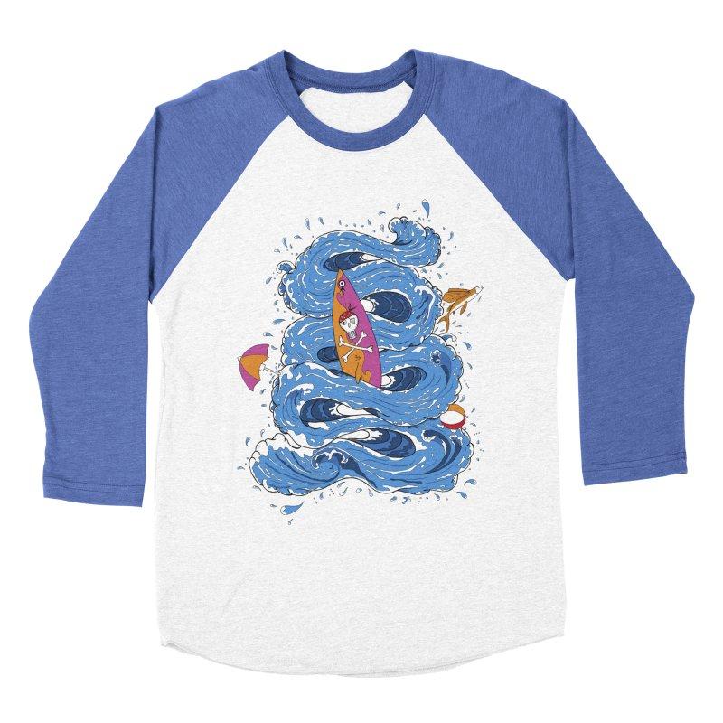 Wipeout Men's Baseball Triblend Longsleeve T-Shirt by eyejacker's shop