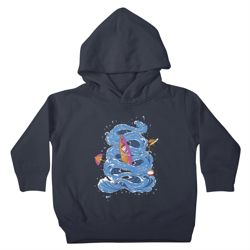 Wipeout Kids Toddler Pullover Hoody by eyejacker's shop