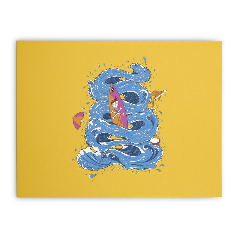 Wipeout Home Stretched Canvas by eyejacker's shop