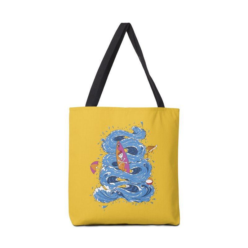 Wipeout Accessories Tote Bag Bag by eyejacker's shop