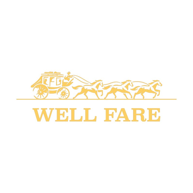 WELL FARE Men's T-Shirt by EYEJAMMY from the 905