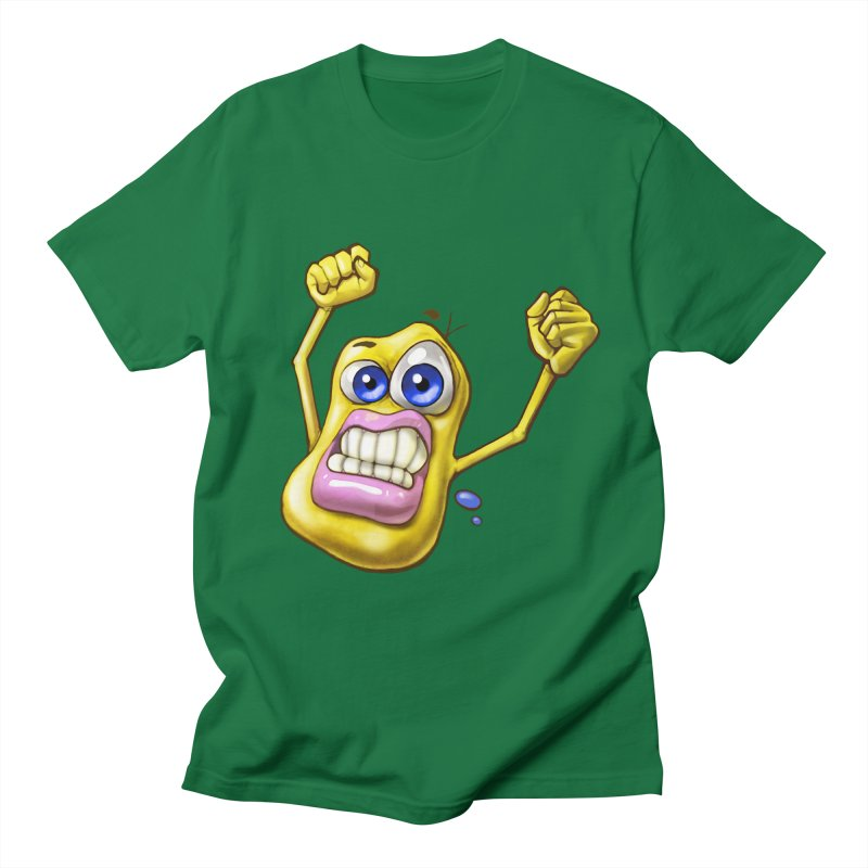 Wild Nerd Men's T-Shirt by Eye Opening Design