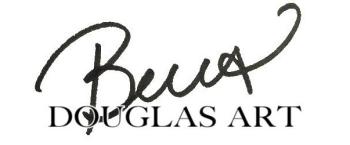 Becca Douglas Art Logo