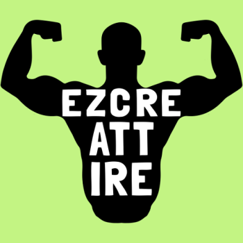 ezCREATtire - Bulk up on Good Gear Logo