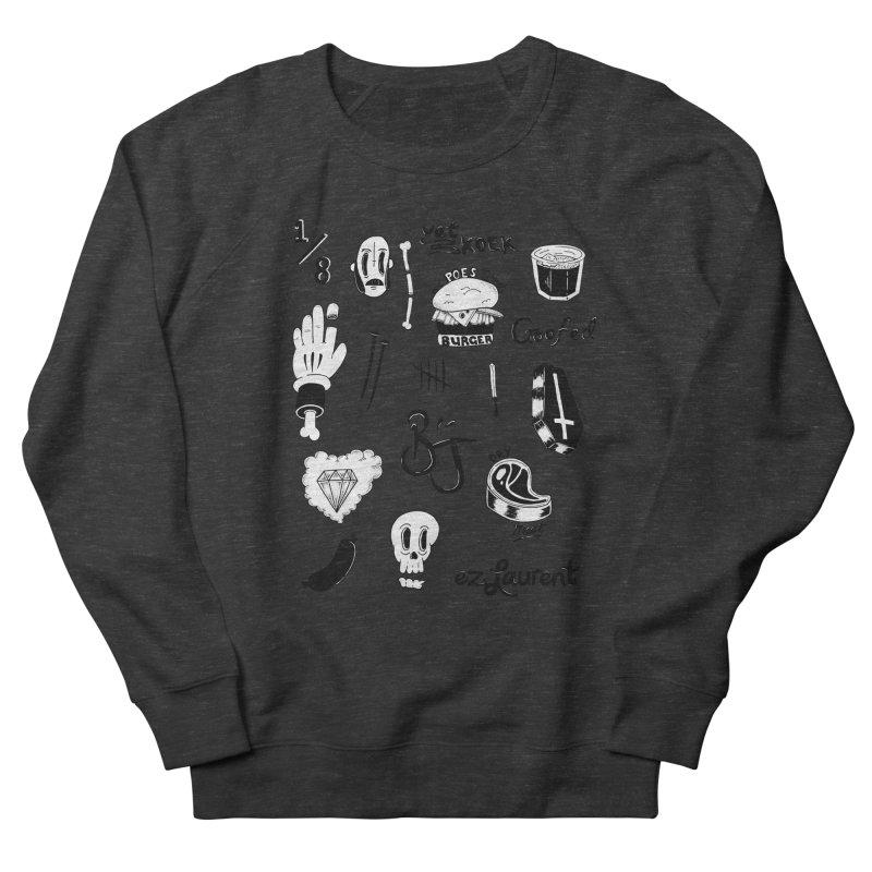 Flash Women's Sweatshirt by ezlaurent's Artist Shop