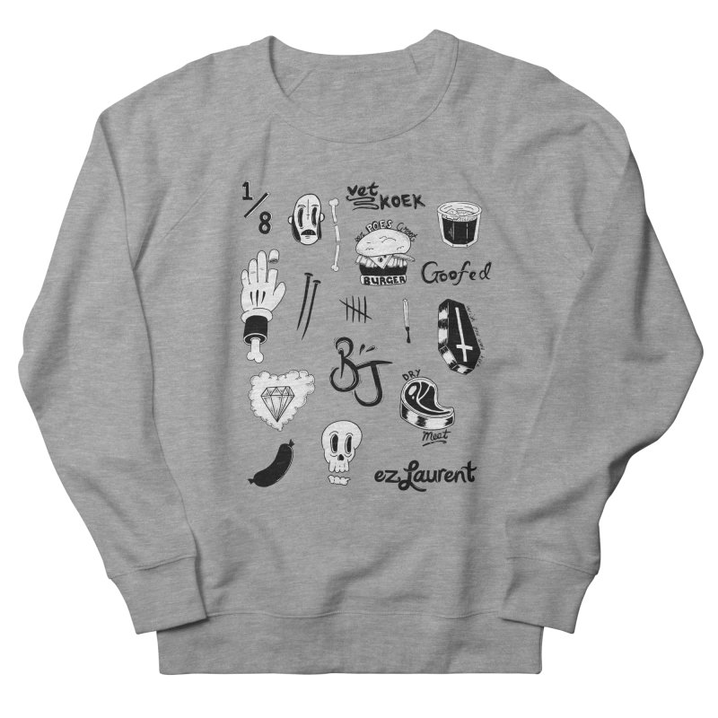 Flash Women's Sweatshirt by ezlaurent's Artist Shop