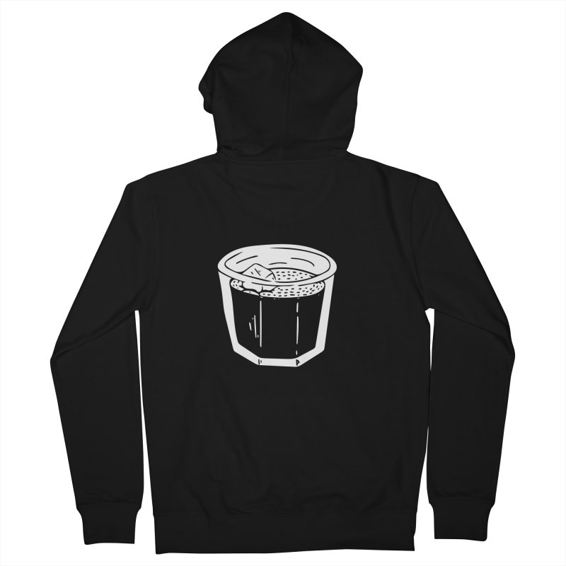 juice Men's Zip-Up Hoody by ezlaurent's Artist Shop