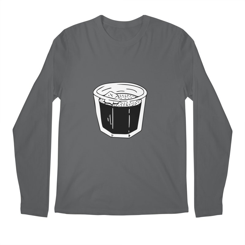 juice Men's Longsleeve T-Shirt by ezlaurent's Artist Shop