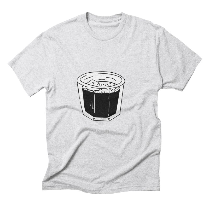 juice Men's Triblend T-Shirt by ezlaurent's Artist Shop