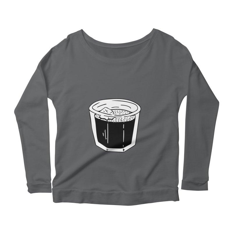 juice Women's Scoop Neck Longsleeve T-Shirt by ezlaurent's Artist Shop