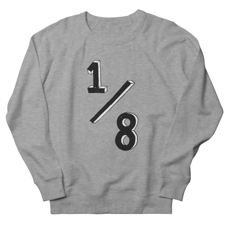 1/8 Men's Sweatshirt by ezlaurent's Artist Shop