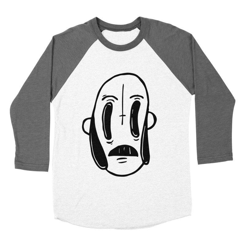 oom Men's Baseball Triblend T-Shirt by ezlaurent's Artist Shop