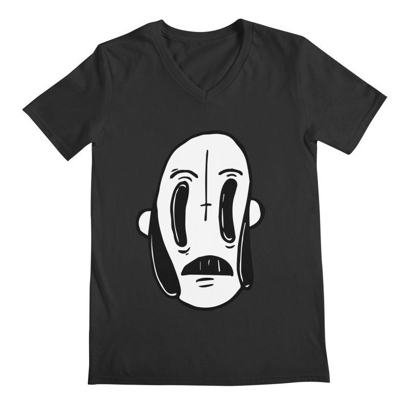 oom Men's V-Neck by ezlaurent's Artist Shop