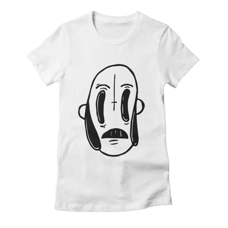 oom Women's Fitted T-Shirt by ezlaurent's Artist Shop