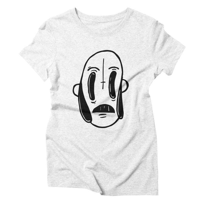 oom Women's Triblend T-shirt by ezlaurent's Artist Shop