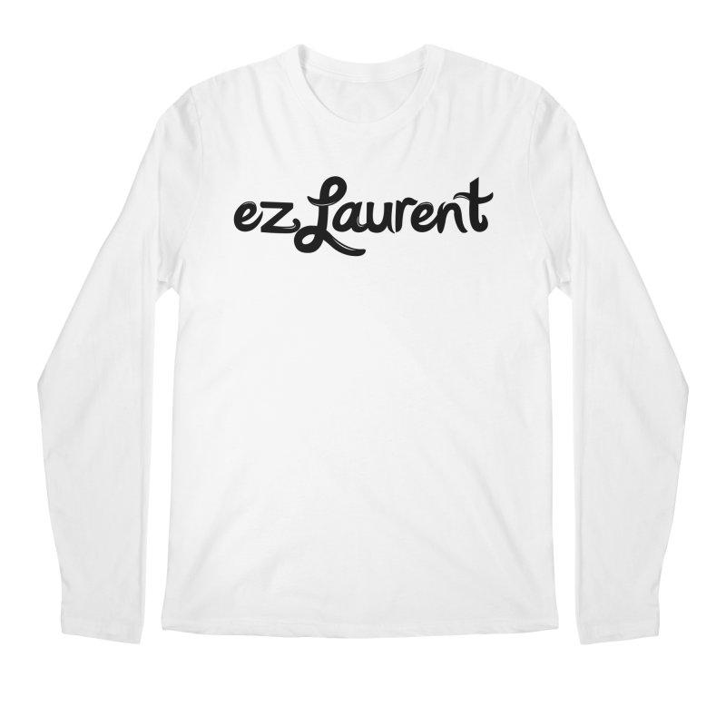 ezlaurent Men's Longsleeve T-Shirt by ezlaurent's Artist Shop