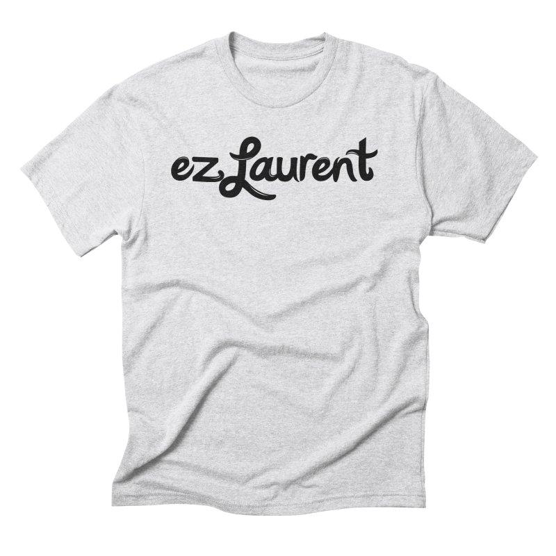 ezlaurent Men's Triblend T-shirt by ezlaurent's Artist Shop