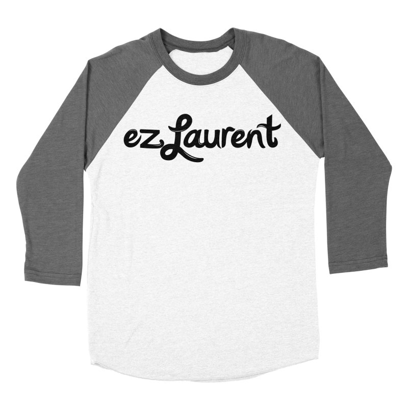 ezlaurent Men's Baseball Triblend T-Shirt by ezlaurent's Artist Shop