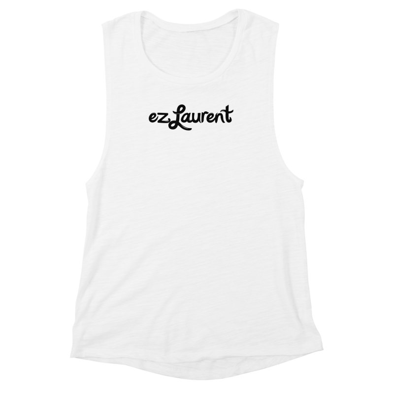 ezlaurent Women's Muscle Tank by ezlaurent's Artist Shop
