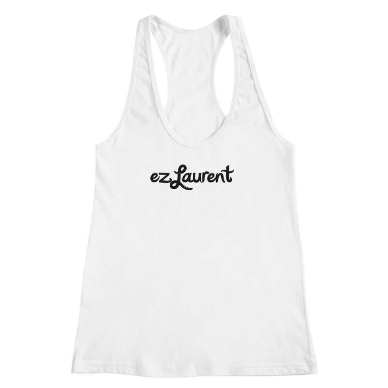 ezlaurent Women's Racerback Tank by ezlaurent's Artist Shop
