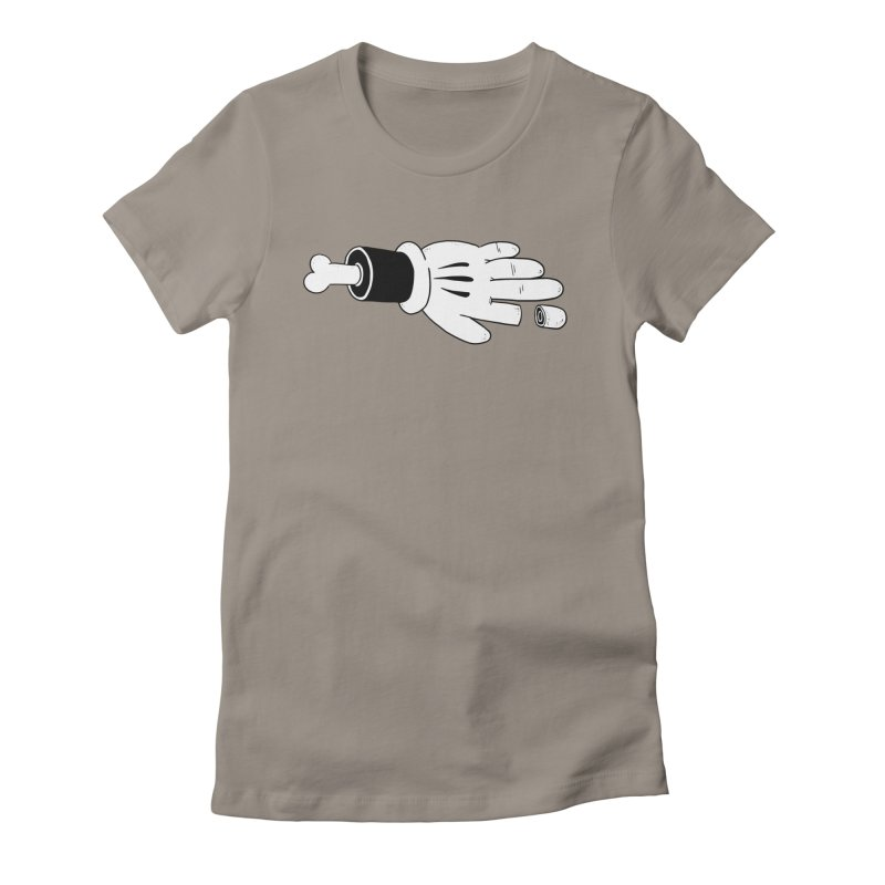mixy Women's Fitted T-Shirt by ezlaurent's Artist Shop