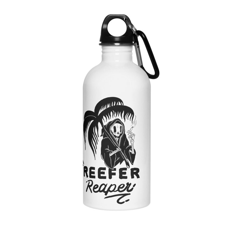 Reefer Reaper Accessories Water Bottle by the ezlaurent show
