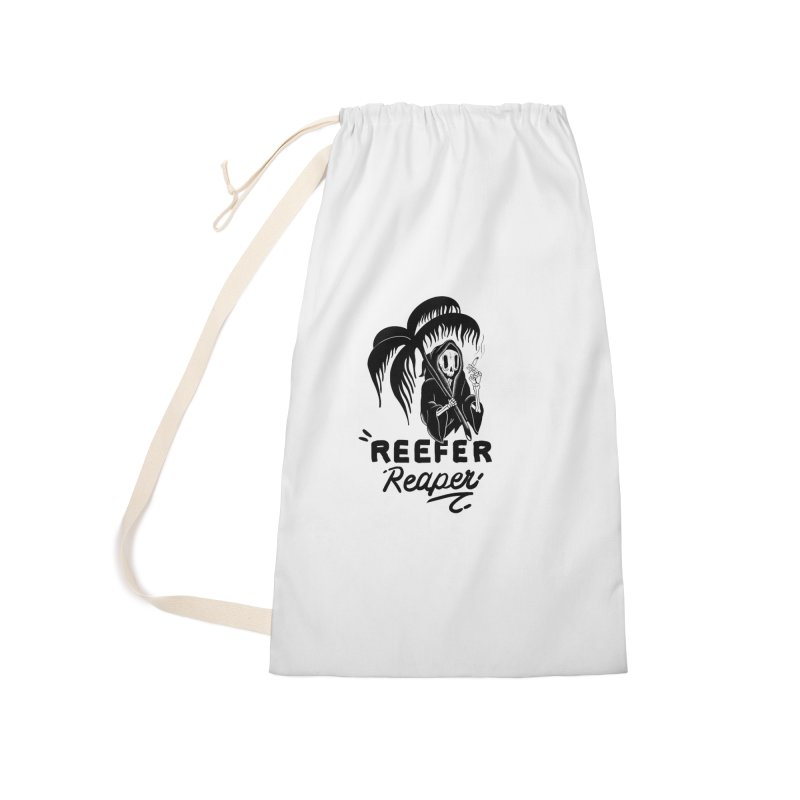 Reefer Reaper Accessories Laundry Bag Bag by the ezlaurent show