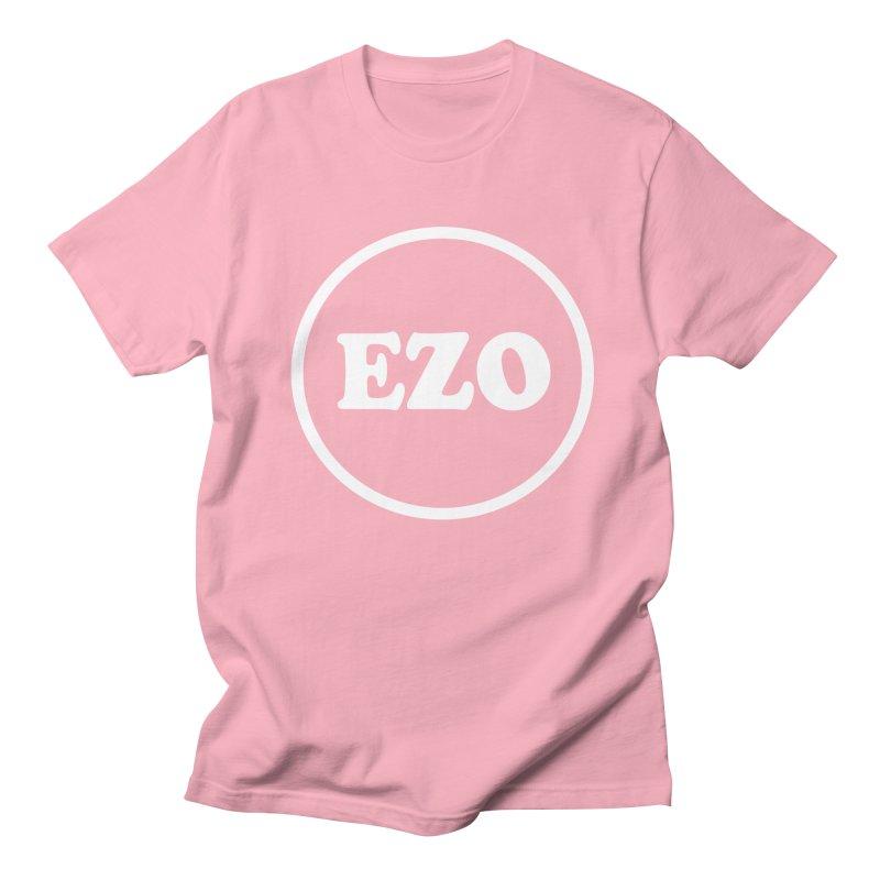 EZO circle Men's T-shirt by ezo's Artist Shop