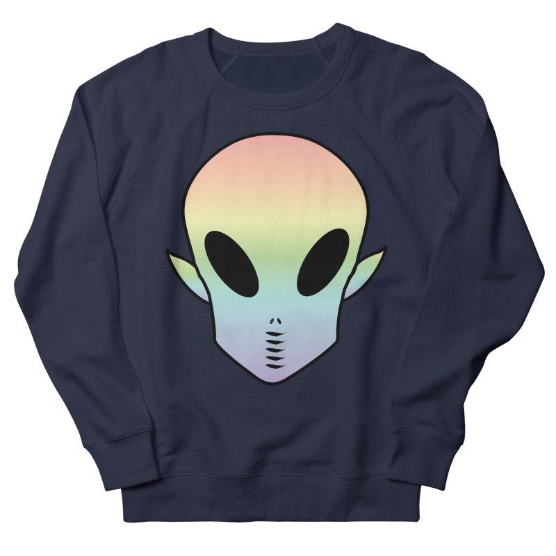 EZO ALIEN Men's Sweatshirt by ezo's Artist Shop