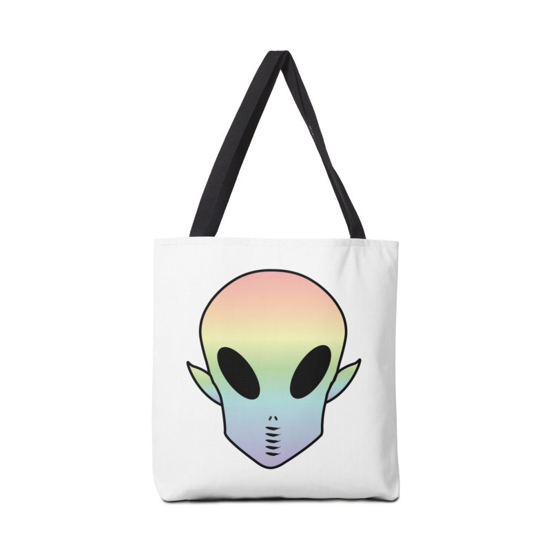 EZO ALIEN Accessories Bag by ezo's Artist Shop