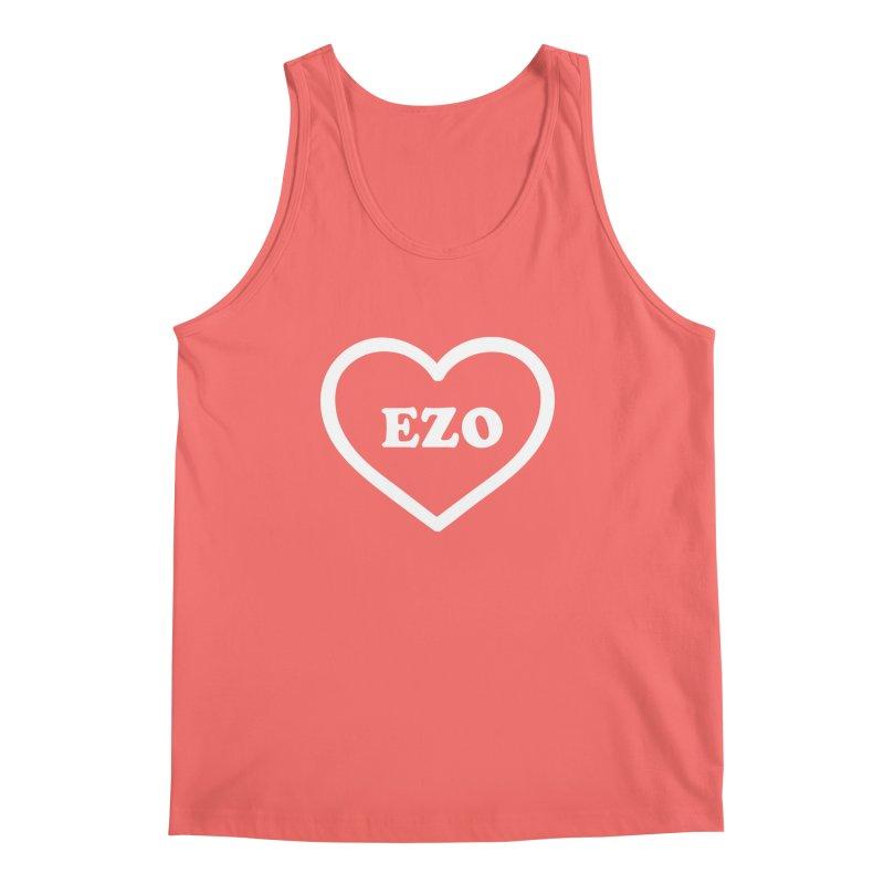 EZO HEART Men's Tank by ezo's Artist Shop