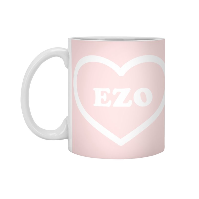 EZO HEART Accessories Mug by ezo's Artist Shop