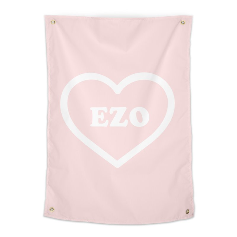 EZO HEART Home Tapestry by ezo's Artist Shop