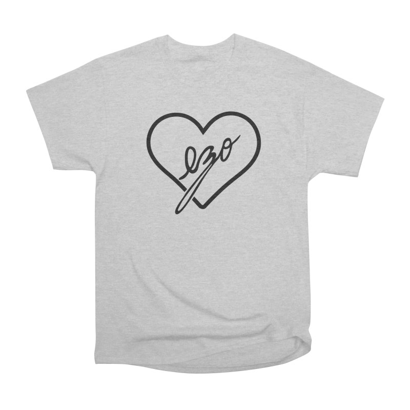 EZO LOVE Women's Heavyweight Unisex T-Shirt by ezo's Artist Shop