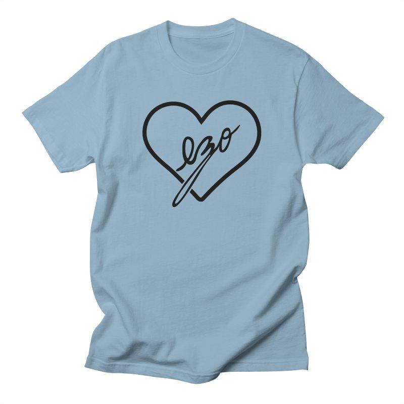 EZO LOVE Women's Unisex T-Shirt by ezo's Artist Shop