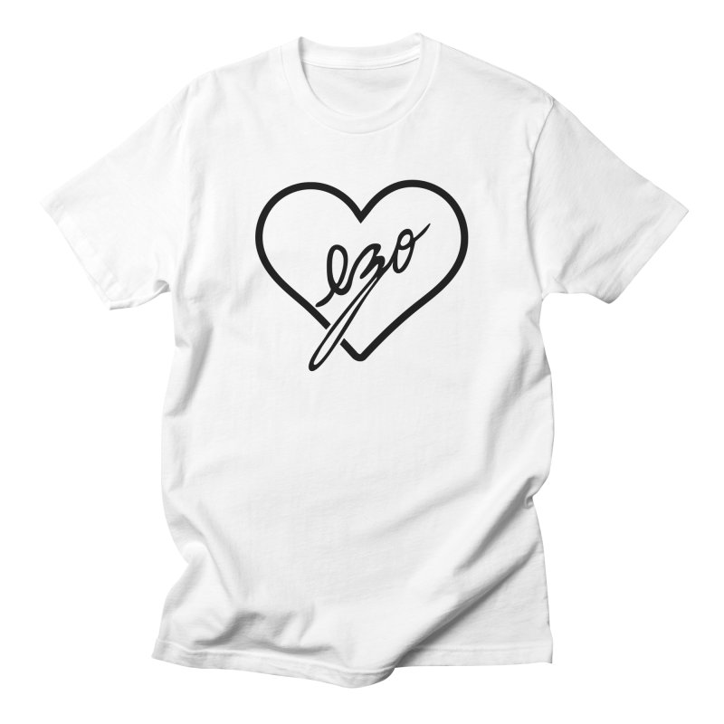 EZO LOVE Men's Regular T-Shirt by ezo's Artist Shop