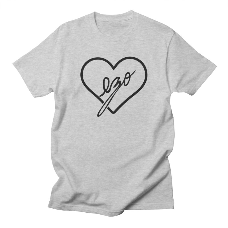 EZO LOVE Men's Regular T-Shirt by ezo's Artist Shop