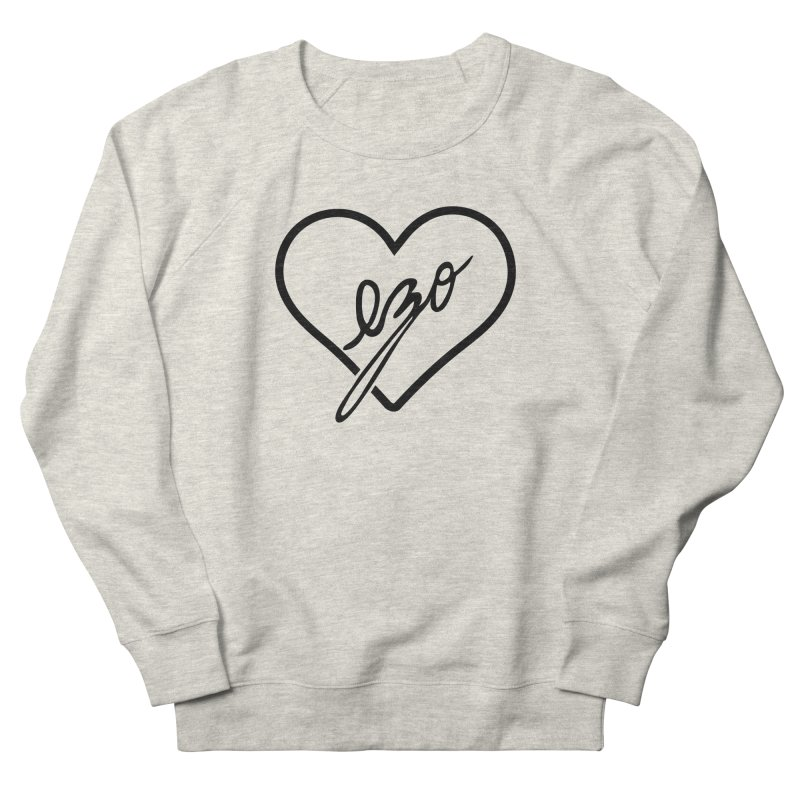 EZO LOVE Women's French Terry Sweatshirt by ezo's Artist Shop