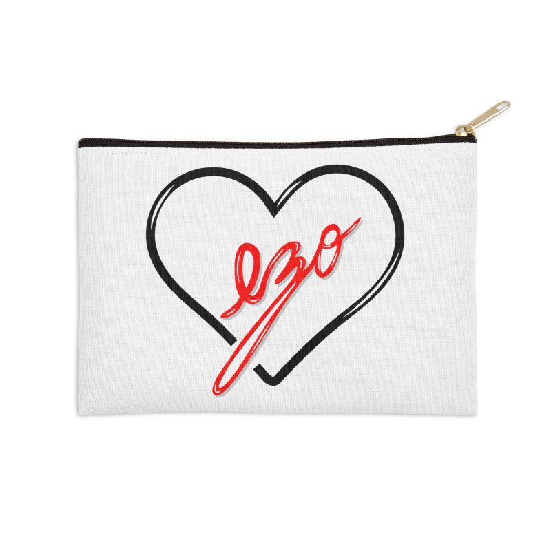 EZO LOVE Accessories Zip Pouch by ezo's Artist Shop